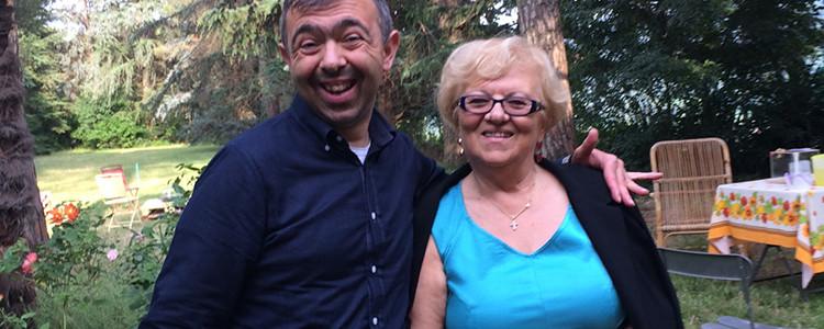 Federico e Verena